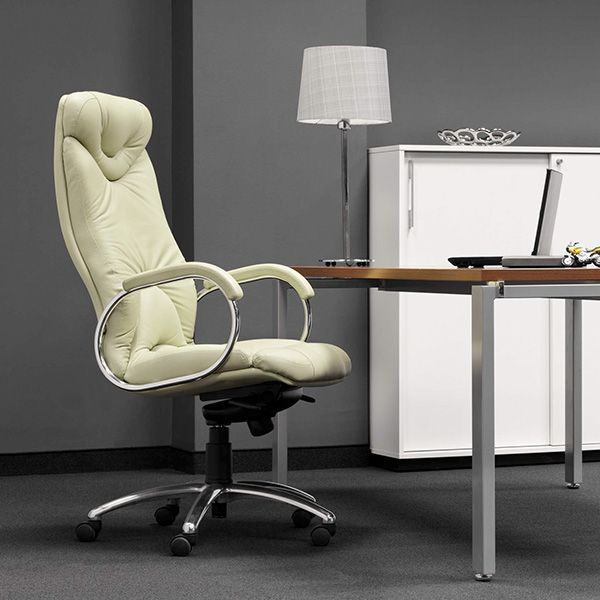 Nowy Styl Elf Fine Leather Office Chair
